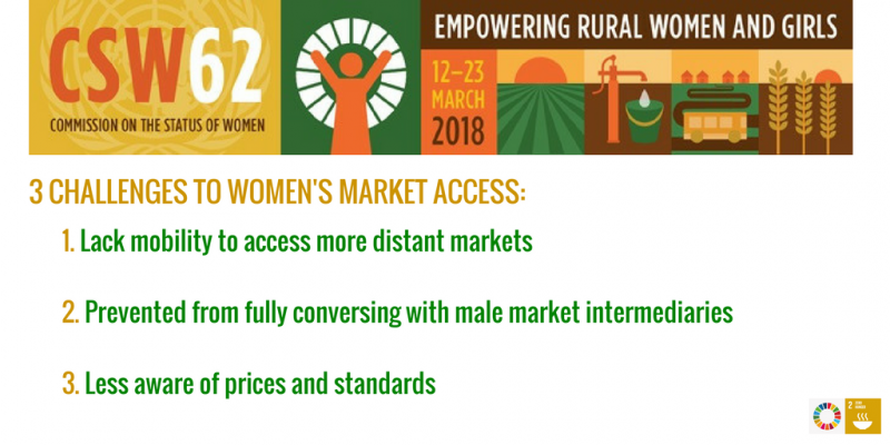 Top 3 challenges for women in Ag