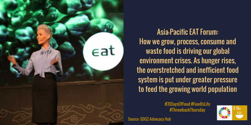 Asia-Pacific EAT Forum in Jakarta
