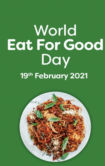 World Eat For Good Day