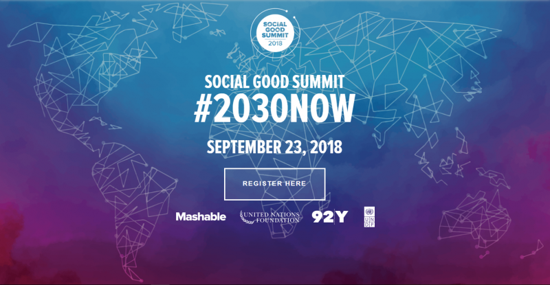 Social Good Summit