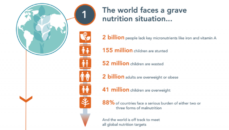 Infographic: The world faces a grave situation
