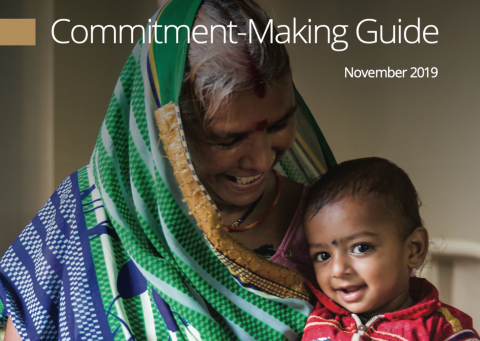 Commitment guide cover