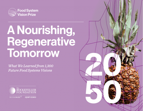 A Nourishing Regenerative Tomorrow